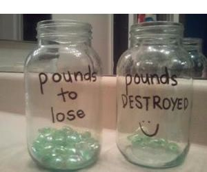 Personal trainer jars
