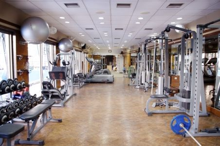 fitness trainer facility