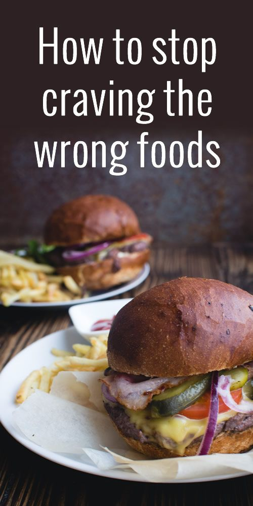 Personal Trainer Tip: How to stop craving the wrong foods.