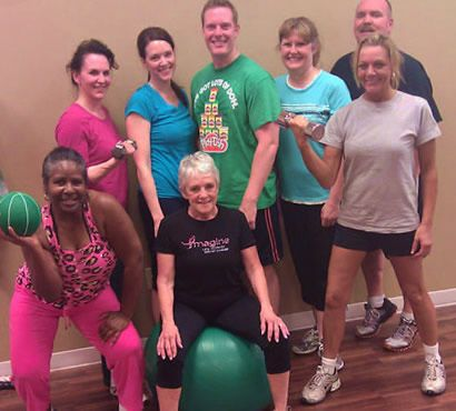 Fitness Team Training Wichita