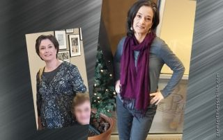 woman over 50 weight loss story